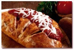 كالزونه ، غذای ایتالیایی