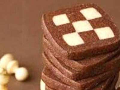 شیرینی شطرنجی,طرز تهیه شیرینی شطرنجی