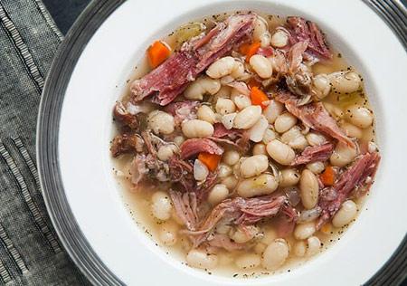 نحوه پخت سوپ لوبیا , نکاتی برای پخت سوپ لوبیا و گوشت