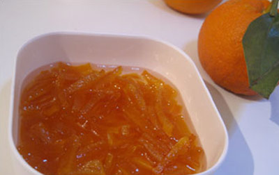 درست کردن مربا پوست پرتقال, نحوه تهیه مربا پوست پرتقال