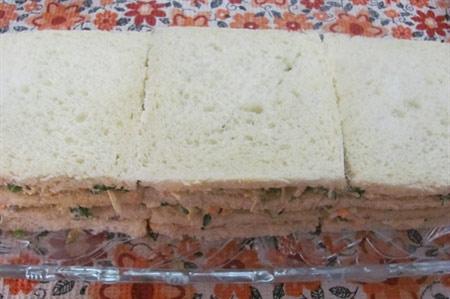 کیک مرغ, طرز تهیه کیک مرغ