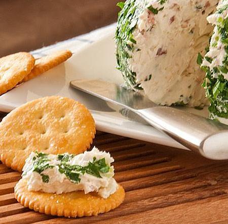 آشپزي: کوفته پنیر با گوشت و پیازچه