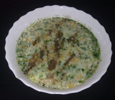 طرز تهیه سوپ فلفل دلمه ای,پخت سوپ فلفل دلمه ای