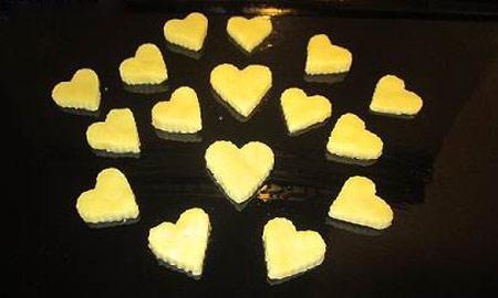طرز تهیه شیرینی روز ولنتاین,شکلات مخصوص روز عشق