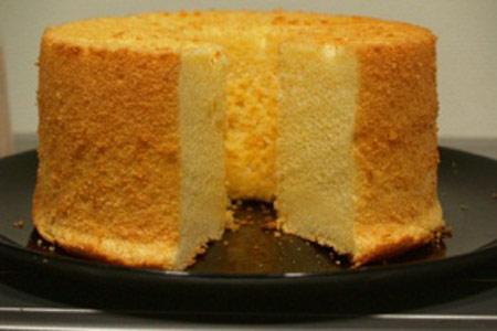 کیک اسفنجی ذرت,طرز تهیه کیک اسفنجی ذرت