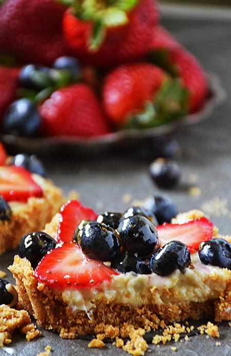 طرز تهیه تارت میوه ای, تارت میوه ای مخصوص نوروز