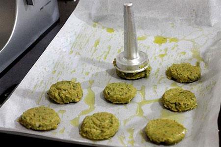 نحوه پخت فلافل رژیمی, مواد لازم برای فلافل رژیمی