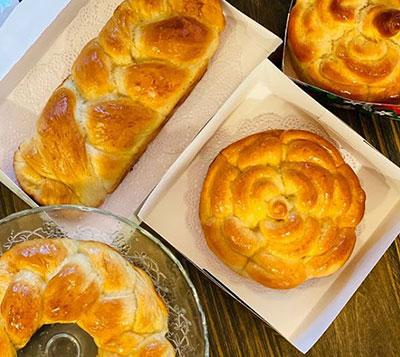 طرز پخت انواع نان شیرمال,نکاتی برای تهیه نان شیرمال