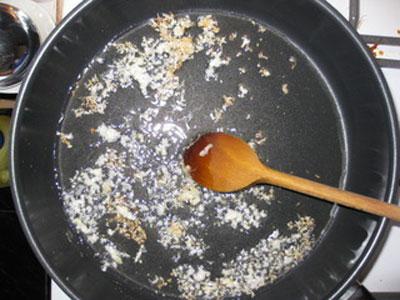 طرز تهیه واویشکا, نحوه پخت واویشکا