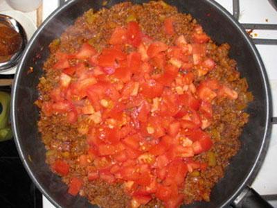 نحوه پخت واویشکا, پخت غذاهای گیلانی