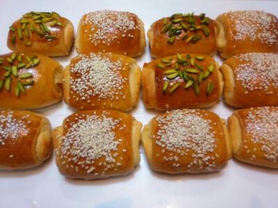 شیرینی دانمارکی,طرز تهیه شیرینی دانمارکی