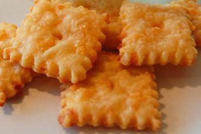 طرز تهیه کراکر, طرز تهیه کراکر پنیر