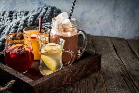 نوشیدنی های مخصوص پاییز,معجون های فصل پاییز