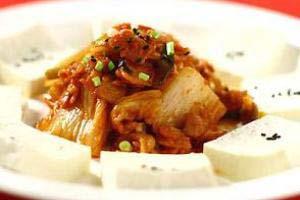 طرز تهیه پیش غذای کره ای معروف