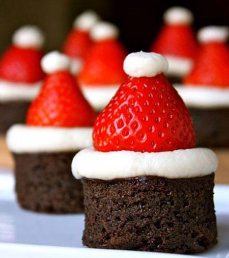 طرز تهیه شیرینی بابانوئلی, شیرینی بابانوئلی مخصوص کریسمس