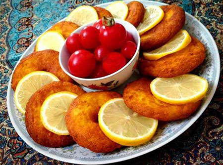 شامی پوک,طرز پخت شامی پوک