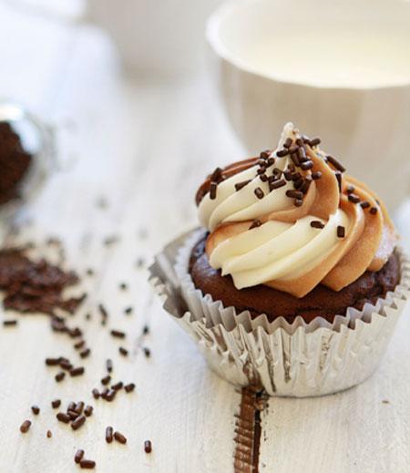 ایده برای تهیه کاپ کیک,طرز تهیه کاپ کیک