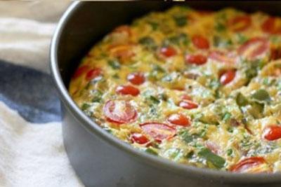 املت سبزیجات,پخت املت سبزیجات