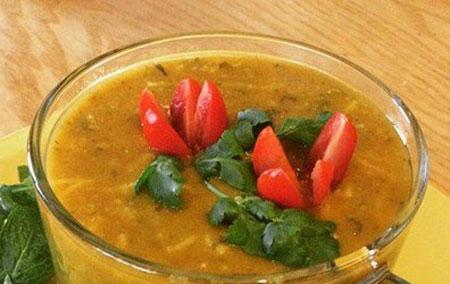 سوپ سبزيجات,طرز تهیه سوپ های مخصوص سرماخوردگی