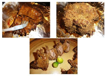 نحوه پخت خوراک راسته,مواد لازم برای خوراک راسته
