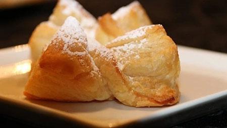 نحوه پخت شیرینی پاپیون, پخت شیرینی های نوروزی