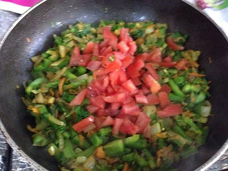 ماهى و سبزيجات در فر, نحوه پخت ماهی در فر