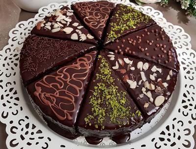 کیک شکلاتی کلاسیک,طرز تهیه کیک شکلاتی کلاسیک