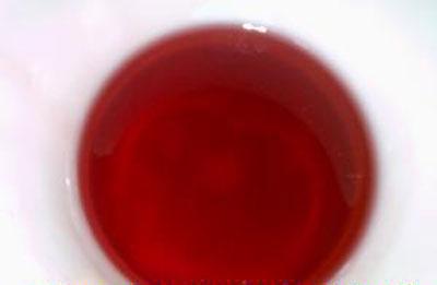 شربت گل محمدی, طرز تهیه شربت گل سرخ