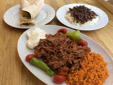 طرز تهیه کباب سنتی اسکندر(ترکیه)