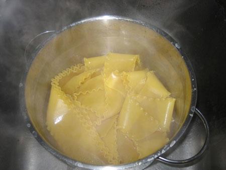 فوتهای کوزهگری در پخت لازانیا,فنون آشپزی
