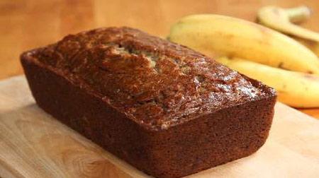 کیک موزی,طرز تهیه کیک موزی