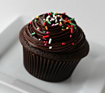 مواد لازم برای کاپ کیک دبل چاکلت,نکاتی برای کاپ کیک دبل چاکلت