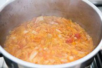 پخت سوپ کاهو, مواد لازم برای سوپ کاهو