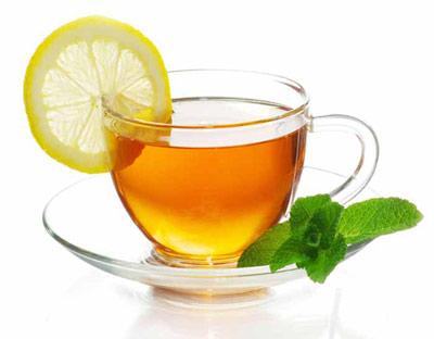 طرز تهیه چای سرد نعناع و گل یاس