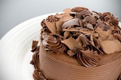 درست کردن شکلات رولی,نحوه تزیین کیک