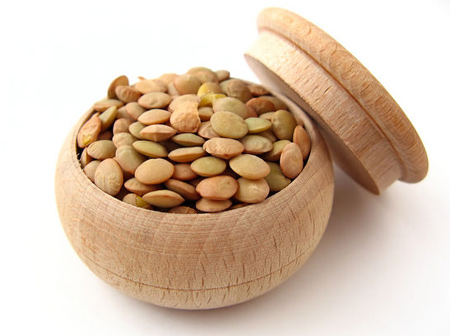 خواص مواد پروتئینی غیرگوشتی, خواص انواع حبوبات