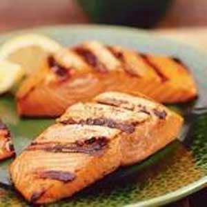 طرز تهیه  کباب شیر ماهی