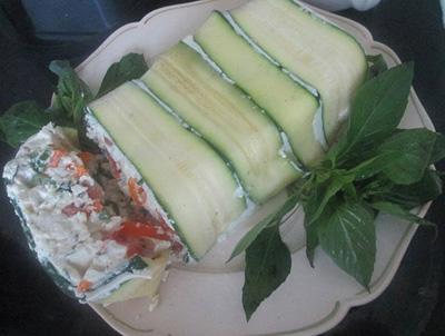 طرز تهیه ترین پنیر و سبزیجات