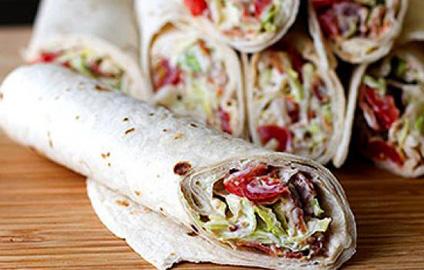 طرز تهیه ساندویچ تن ماهی شامی سریع برای عید!!