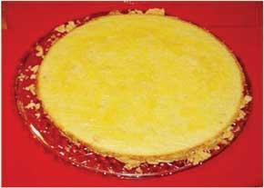 کیک بادام,طرز تهیه کیک بادام