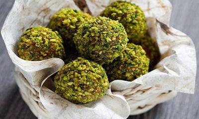 درست کردن دسر پسته مناسب ماه رمضان,مواد لازم برای دسر پسته