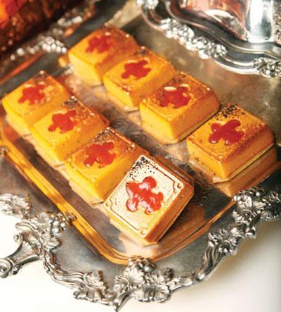 طرز تهیه اردور کرم پنیر,درست کردن اردور ژلاتینی با بیسکویت ترد