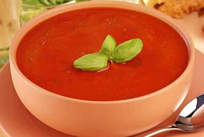 طرز تهیه سوپ فلفل قرمز