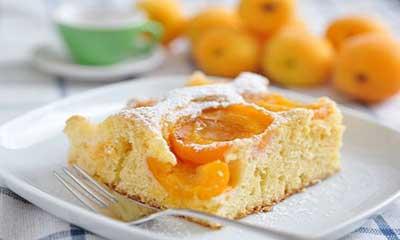کیک شکلات و زردآلو,طرز تهیه کیک شکلات و زردآلو