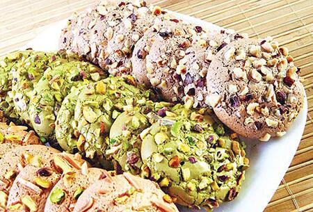 طرز تهیه شیرینی قرابیه،شیرینی محلی تبریز