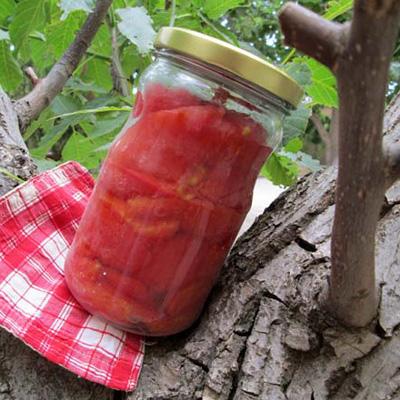 روش های متفاوت درست کردن کنسرو گوجه فرنگی
