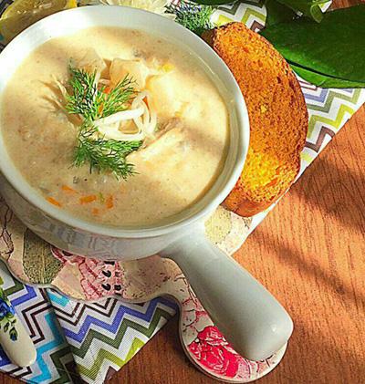 درست کردن سوپ شلغم,مواد لازم برای سوپ شلغم