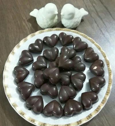 روش درست کردن پشمک شکلاتي