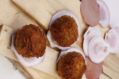 مواد لازم برای ورمیشل توپی سیب زمینی,طرز تهیه انواع غذا با ورمیشل