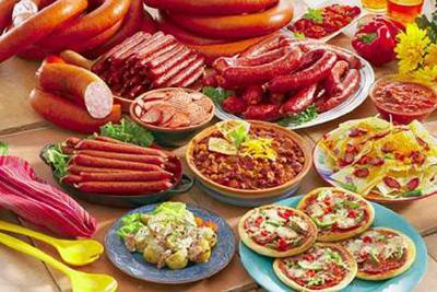 مواد غذایی مضر برای بدن,مصرف مواد غذایی مضر